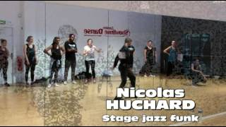 Stage de Jazz Funk by Nicolas