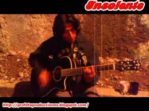 INSOLENTE - HIPO EL MARIHUANO (ROCK URBANO)