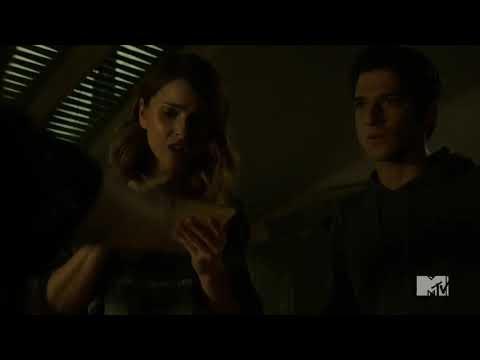 Lydia remembers stiles