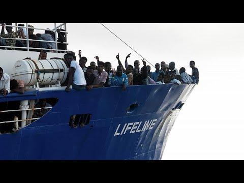 Μετά το Aquarius αναζητά λιμάνι (και) το Lifeline