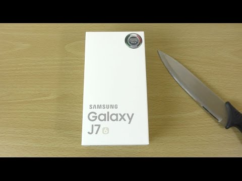 Samsung Galaxy J7 2016 - Unboxing & First Look! (4K)