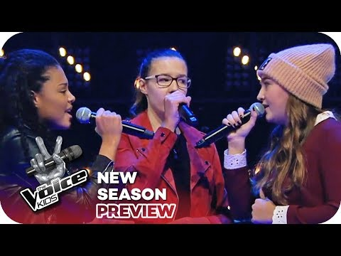 Labrinth - Jealous (Leni, Marissa, Jill) | PREVIEW |  The Voice Kids 2018 | SAT.1