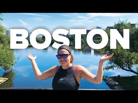 WHERE TO EAT and WHAT TO DO in BOSTON