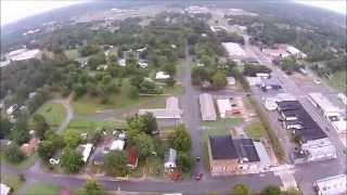 Locust Grove (OK) United States  city photos : Locust Grove, Oklahoma 10-12-14 Flight in a cloudy day. 2.27mile round trip.