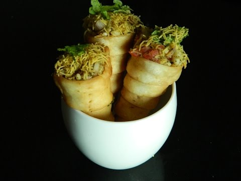 Cone Chaat