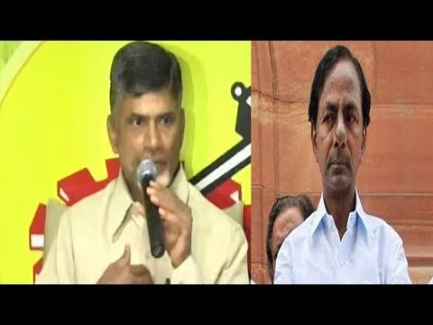 Chandrababu Satires on KCR hyderabad Rally