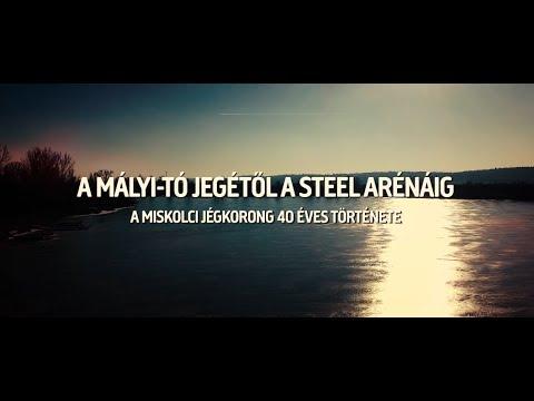 A Mályi-tó jegétől a Steel Arénáig