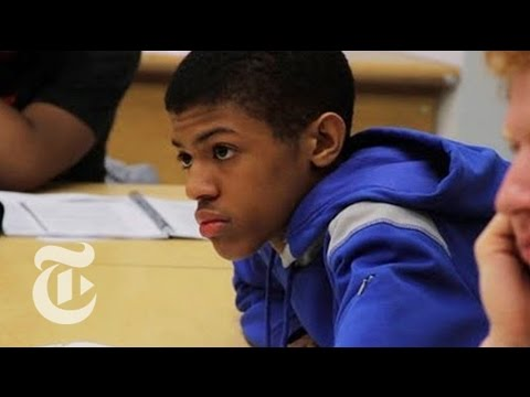 Education - Filmed over 13 years, this short film presents a coming-of-age story of an African-American boy who attends an elite Manhattan prep school. Read the story he...