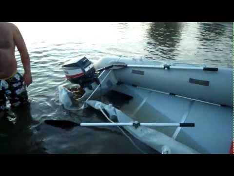 Замена крыльчатки помпы лодочного мотора своими руками