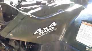 10. Suzuki LTA500 Rectifier Not Charging/Over Charging