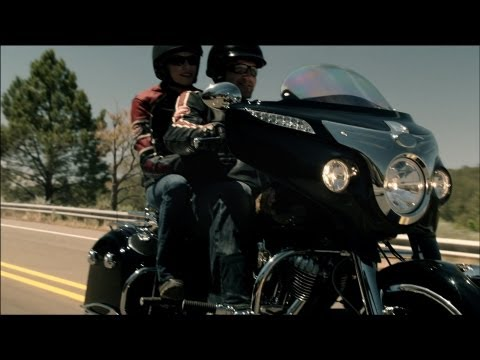 A Closer Look at the 2014 Indian® Chieftain™