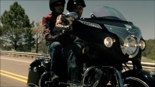 7. A Closer Look at the 2014 Indian® Chieftain™