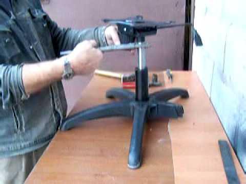 Компьютерный стул ремонт своими руками