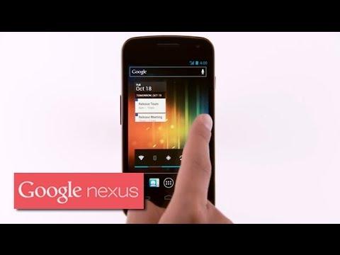 Galaxy Nexus: Make Yourself at Home