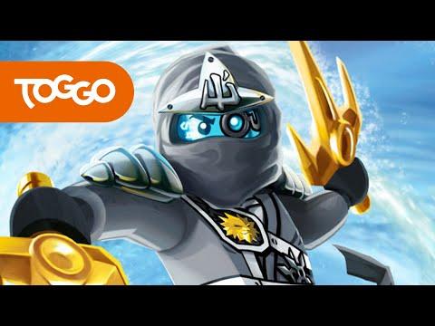 NINJAGO | ZANE Highlights | LEGO 15 Minuten | @TOGGO