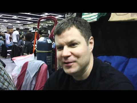 Interview w/ Mike Hammons on Shutter #1 - ECCC 2012 [Update]