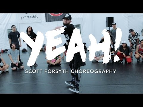 Video Yeah! Usher ft Lil Jon, Ludacris | Scott Forsyth Choreography | Summer Jam Dance Camp 2016 download in MP3, 3GP, MP4, WEBM, AVI, FLV January 2017
