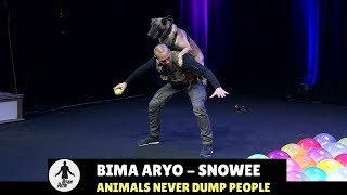 Video HITAM PUTIH | ANIMALS NEVER DUMP PEOPLE (03/01/18) 3-4 MP3, 3GP, MP4, WEBM, AVI, FLV Mei 2019