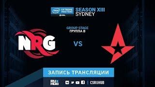 NRG vs Astralis - IEM Sydney XIII - de_overpass [ceh9, Enkanis]