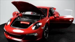 Schuco Porsche 911 (991) Carrera GTS Coupe