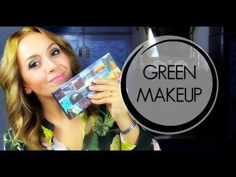 Green MAKEUP con Born To Run e Chiacchiere GOSSIP! (GRWM) OMBRETTA