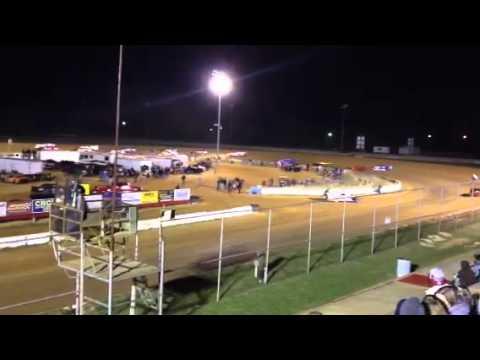 Fayetteville Motor Speedway - Clash Crash