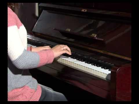 Dạy đàn piano (Demo)