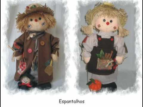 Bonecas de Pano 2