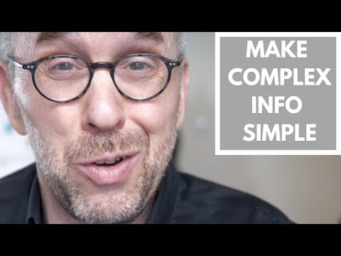 Effectively Communicate Complex Information: 4 Simple Steps