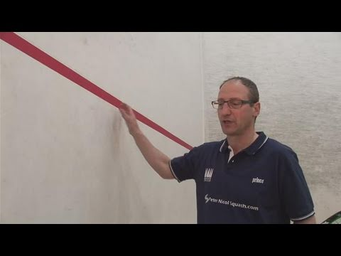 How To Know Squash Court Markings