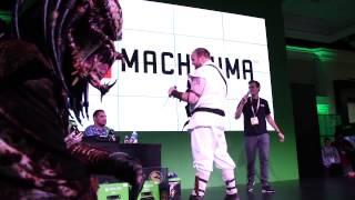 Mortal Kombat X Comic-Con Event - Cosplay Contest and Predator DLC