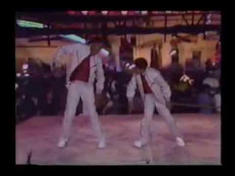 Break Dance Contest Live at the Roxy 1983