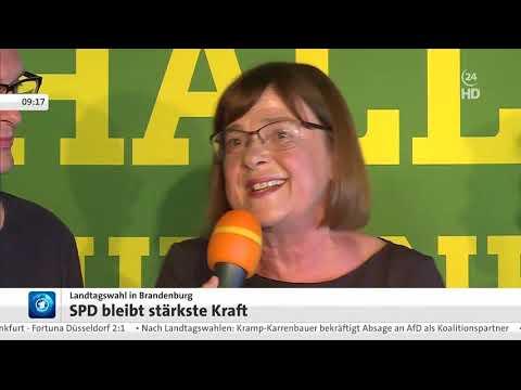 Landtagswahlen in Sachsen & Brandenburg: Der Tag danach / tagesschau24