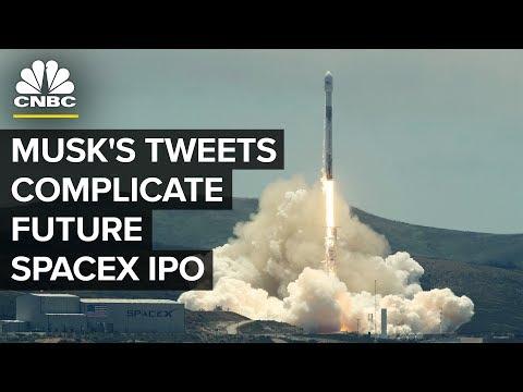 Elon Musk Taking Tesla Private Complicates Potential SpaceX IPO | CNBC_A héten feltöltött legjobb űrhajó videók