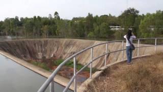 Lahan Sai Thailand  city photo : Thailand 2011: Lam Chang Han Reservoir in Lahan Sai