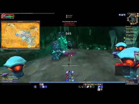 A damp dark place - World of Warcraft
