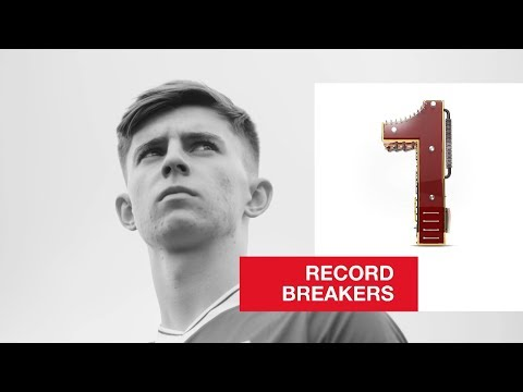 Record Breakers | Standard Chartered Celebrates The Power Of Numbers With LFC | Number 1