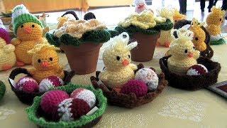 Velikonoční výstava ve Zvoli