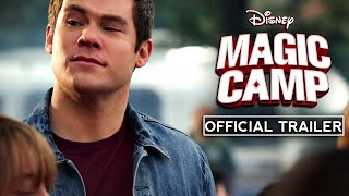 MAGIC CAMP Official Trailer (2020) Adam Devine Family Comedy HD by CinemaBox Trailers