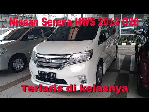 Review Mobil Bekas, Nissan Serena HWS tahun 2014