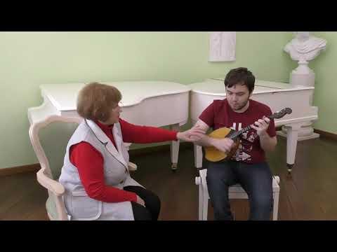 Варламова Т.П.Совершенствование технического аппарата слепых студентов в классе домры