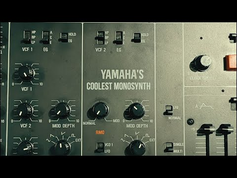 Yamaha's Coolest Monosynth