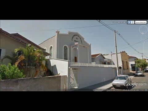 CCB Congregação Cristã no Brasil - São José do Rio Pardo - São Paulo (street view)