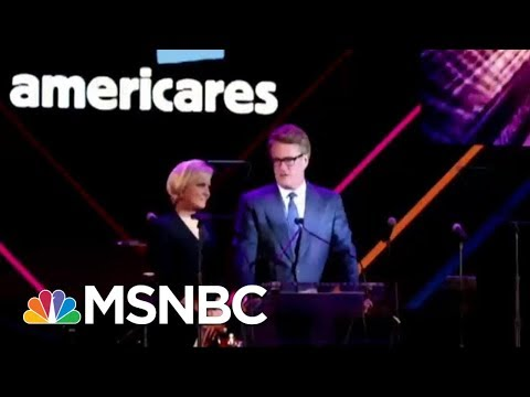Joe And Mika Host 30th Annual Americares Benefit | Morning Joe | MSNBC