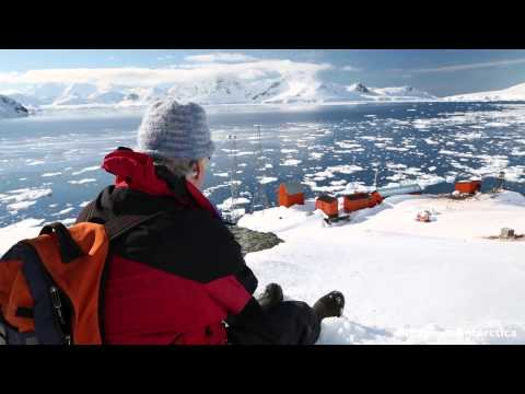 Explorer l'Antarctique