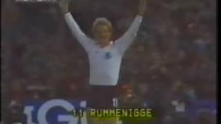 WM 1978: Rummenigge trifft zweimal gegen Mexiko