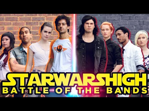 Star Wars High: Battle of The Bands