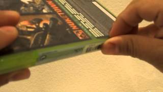 Adventures In Unboxing- Call Of Duty Black Ops II Standard Edition[XBOX 360]+ Channel Announcement