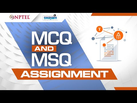 MCQ and MSQ Assignment