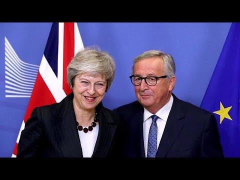 Ν. Τουσκ: Καταρχήν συμφωνία για το Brexit